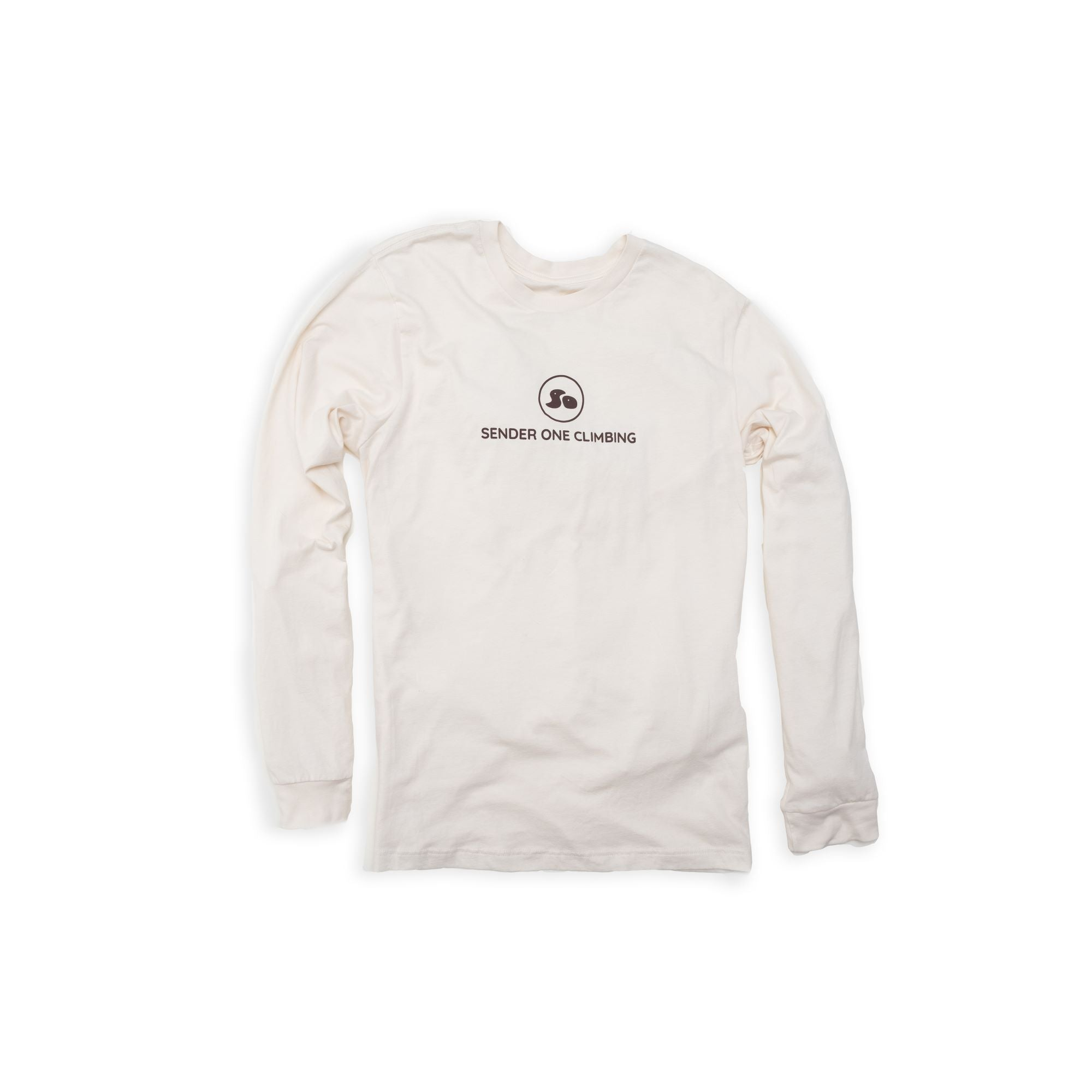 Sender One Branded Longsleeve Shirt