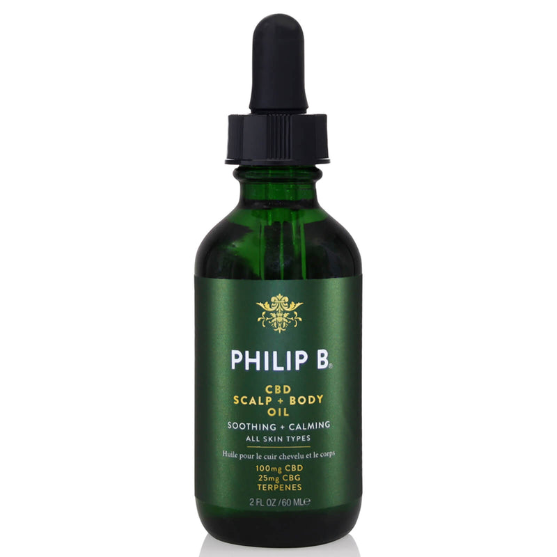PB CBD Scalp + Body Oil