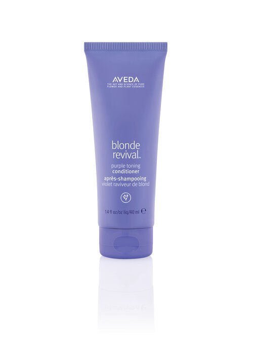AVEDA BLONDE REVIVAL PURPLE TONING CONDITIONER