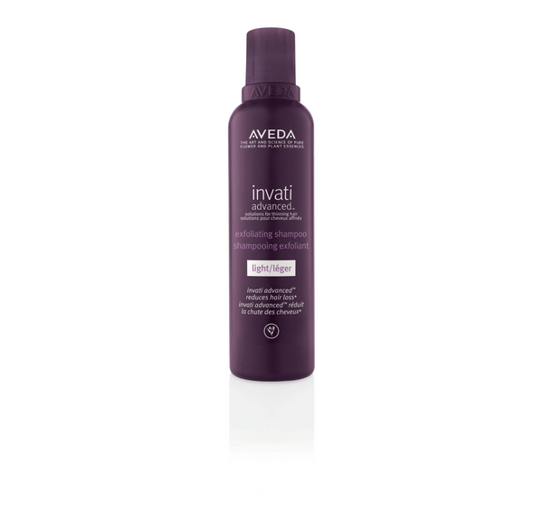 INVATI EXFOLIATING SHAMPOO LIGHT