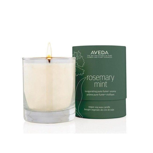 ROSEMARY MINT SOY WAX CANDLE