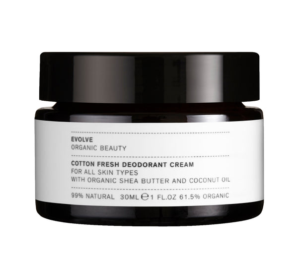 COTTON FRESH DEODORANT CREAM