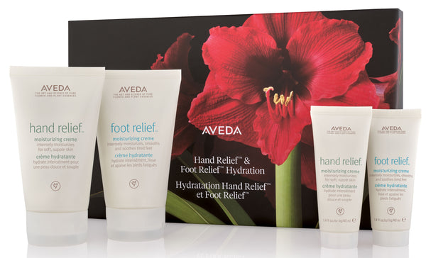 HAND AND FOOT RELIEF HYDRATION SET