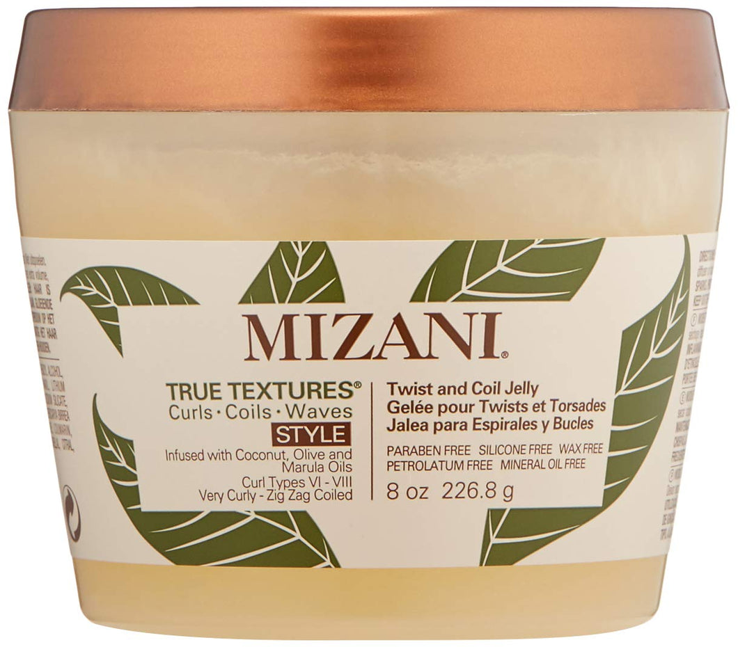 Mizani True Textures Twist & Coil Jelly 8 oz