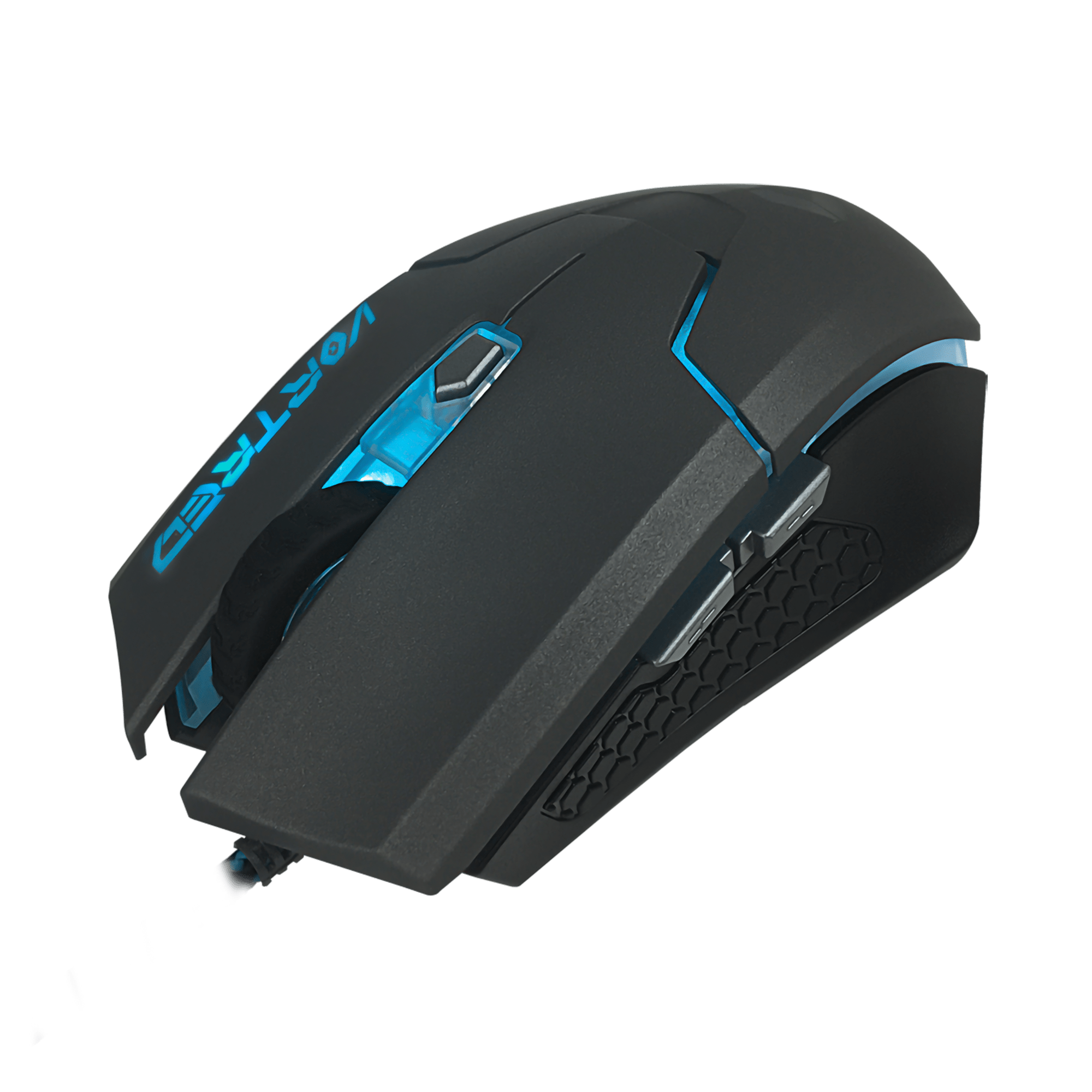 Mouse Gamer 6 Botones Programables Force