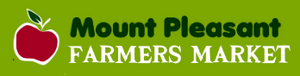 Mt Pleasant Farmers Market Logo For Header Menu On Website
