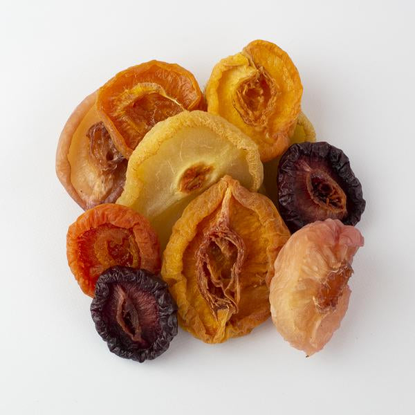 Medley Apricots, Peaches & Pears - Dried
