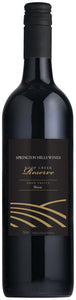 Wine - Koop Creek Reserve Shiraz 750ml