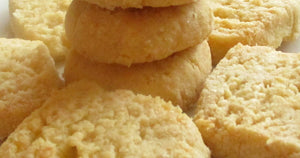 Biscuits Shortbread Almond 120g