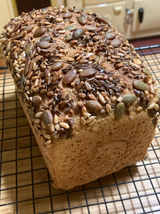 Sourdough Bread - Market Wholemeal Tin Loaf