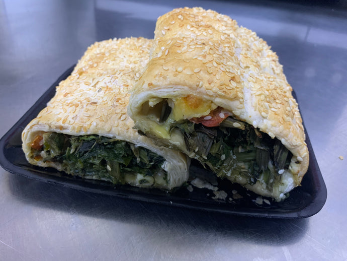 Spinach Roll 2pk 470g