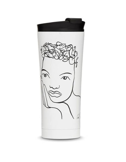 Carrol Boyes, Travel Mug- Knowing