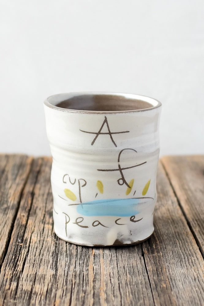 Zpots,Cup of Peace
