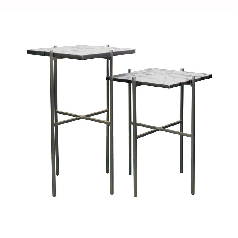Graphito Side Table set of 2