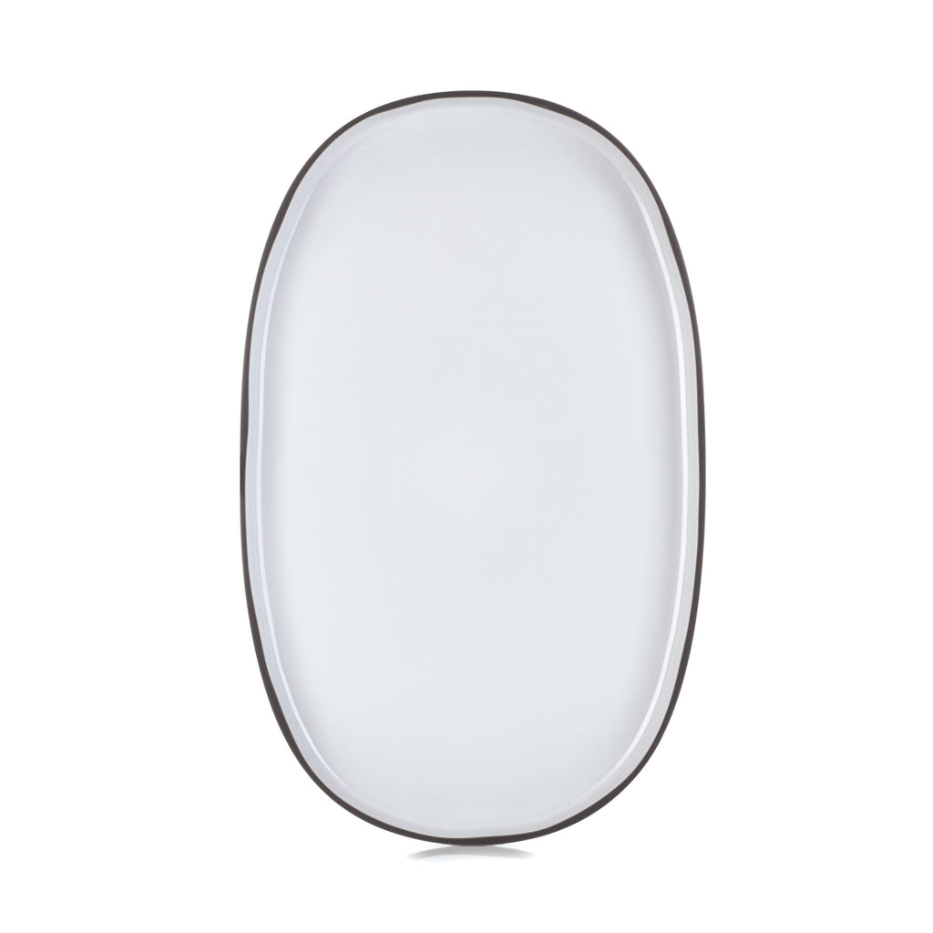 Dinnerware, Caractere Oval Service Plate 14'' x 8.5''