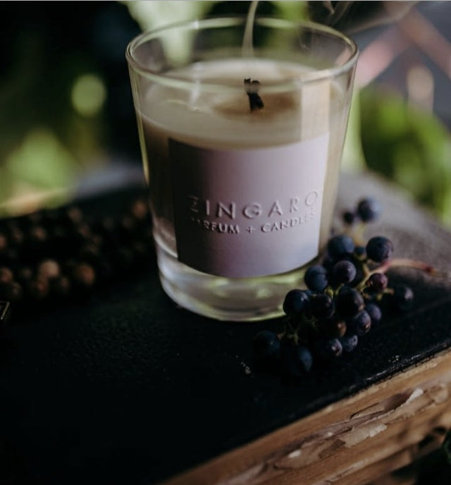 Candle, Black Current Vine
