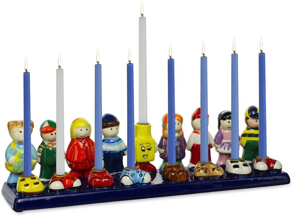 Friends Menorah