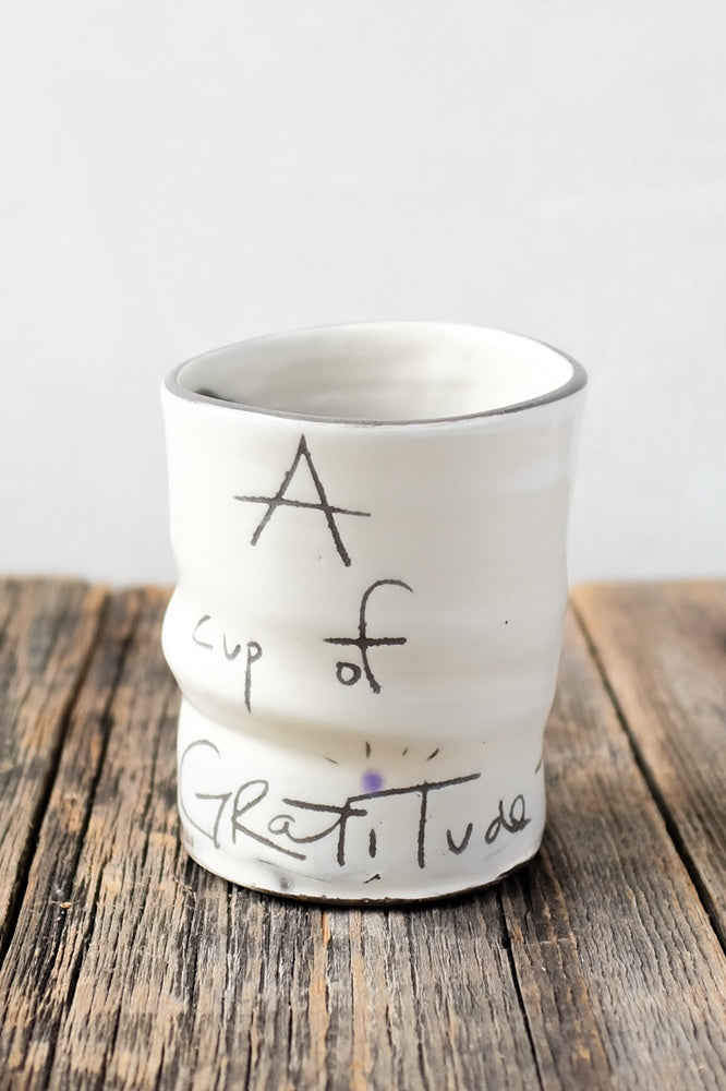 Cup of Gratitude