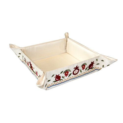 Matzah Folding tray-Pomegranates
