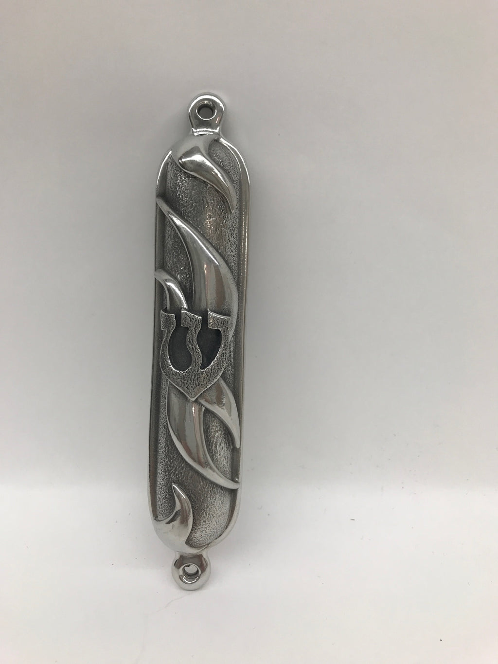 Mezuzah, Traditional Swirl