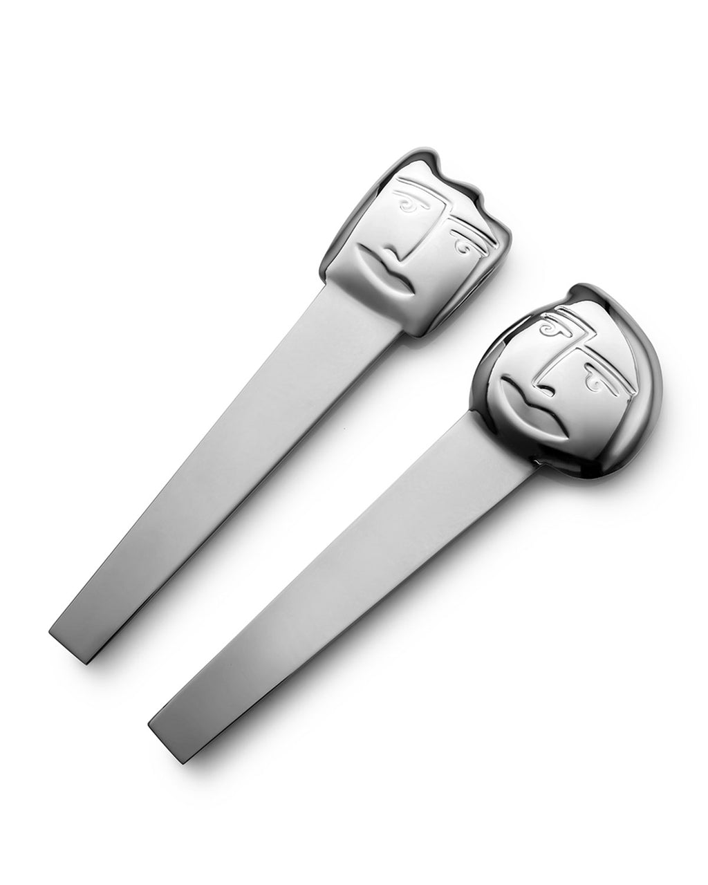 Carrol BoYes Face Off salad server