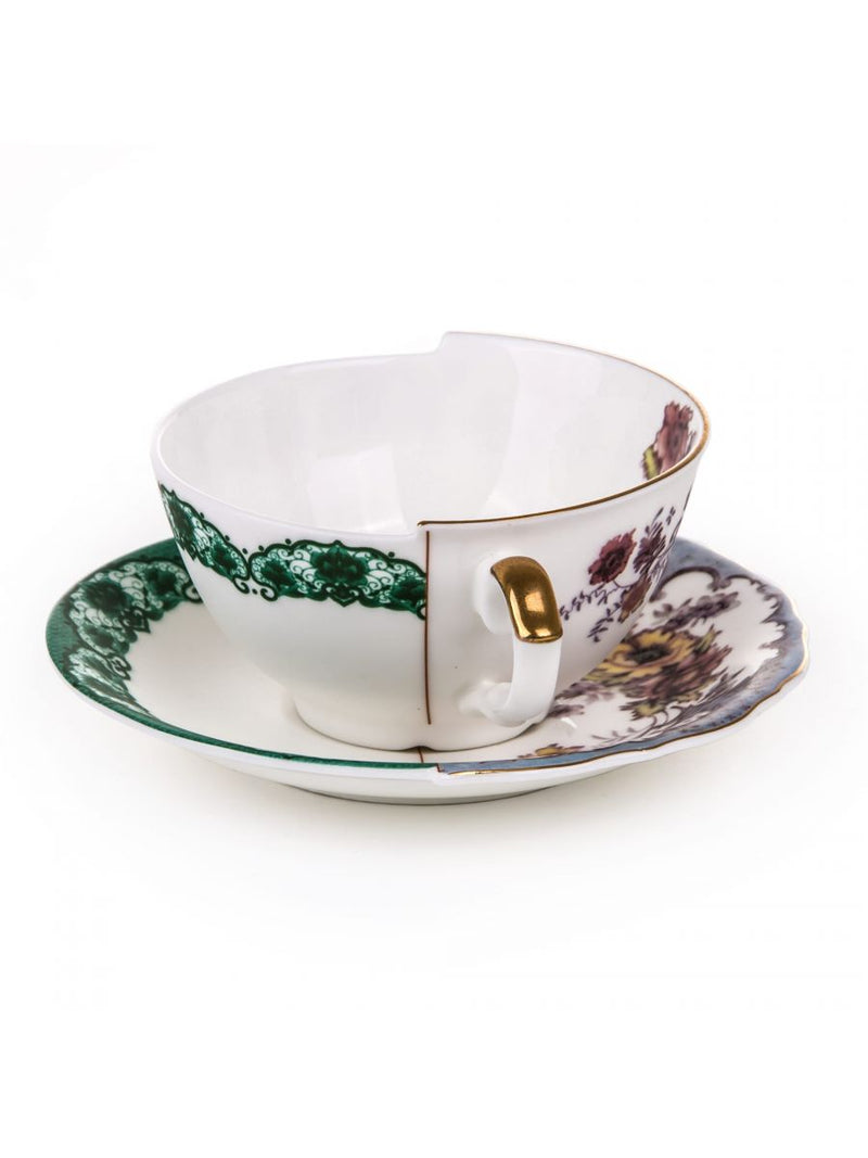 Hybrid Isidora Tea Cup with Saucer