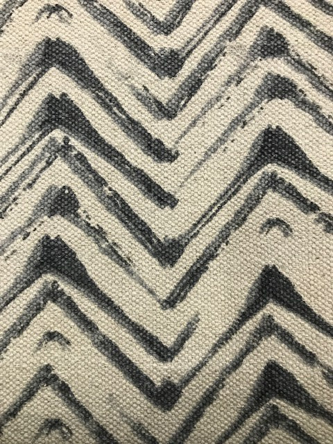 Rugs Chevron block print