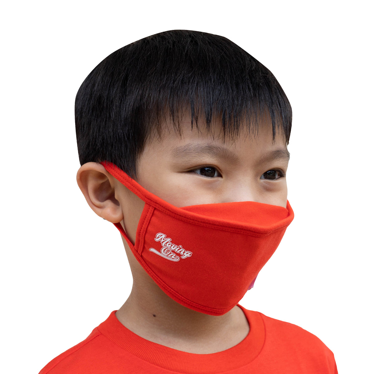 ULTRA A Anti-Bacterial Tee + 3-Ply Anti-Bacterial Mask Co-Ord Set (Moving On - Kids)