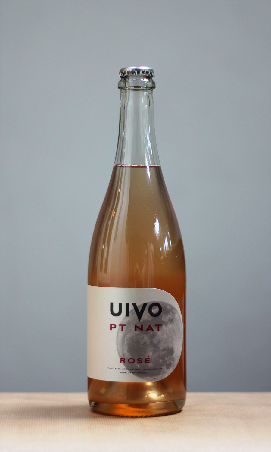 Folias de Baco - Uivo Rosé Pet Nat 2019
