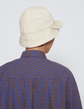 Load image into Gallery viewer, UNDYED KHADI TRAVELLER HAT