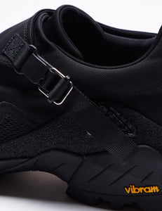 BLACK MINAAR HIKING SNEAKERS