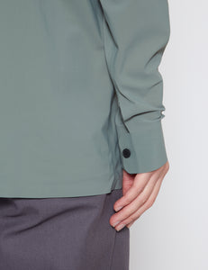 SAGE ULTRASOUND TAILORED SHIRT