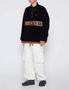 SUNBLEACHED ECRU PEACE PANTS