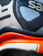 Load image into Gallery viewer, SALOMON ADVANCED ORANGE AND BLUE XT-4 ADV SNEAKERS