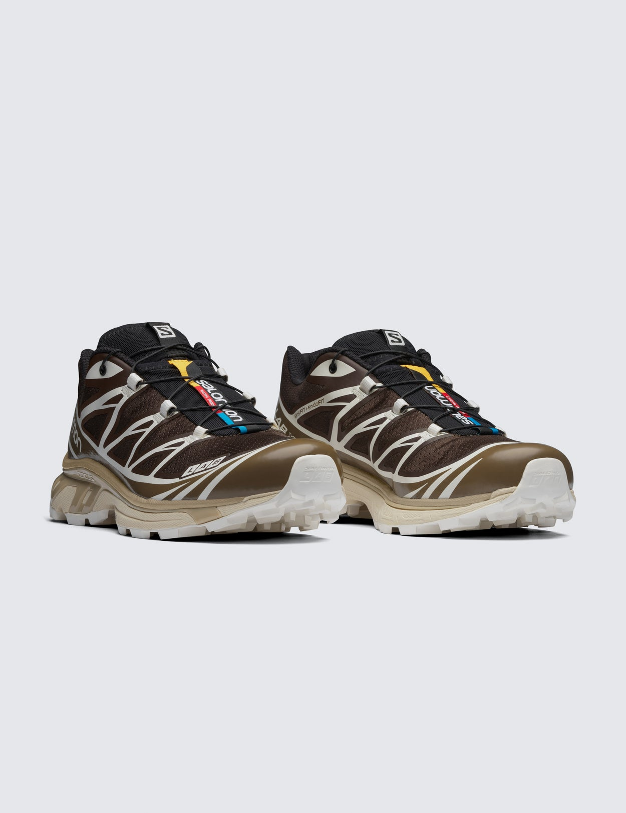WREN BROWN XT-6 ADVANCED SNEAKERS