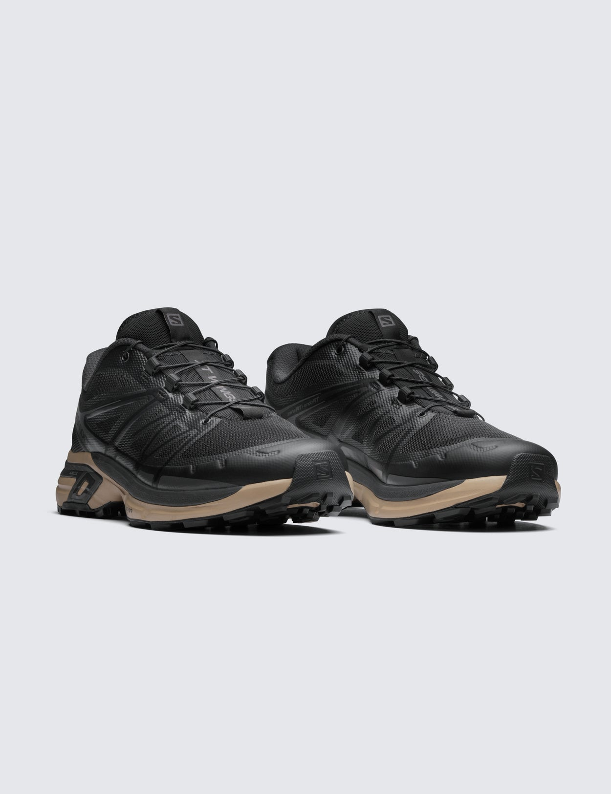 MAGNET BLACK XT-WINGS 2 ADVANCED SNEAKERS