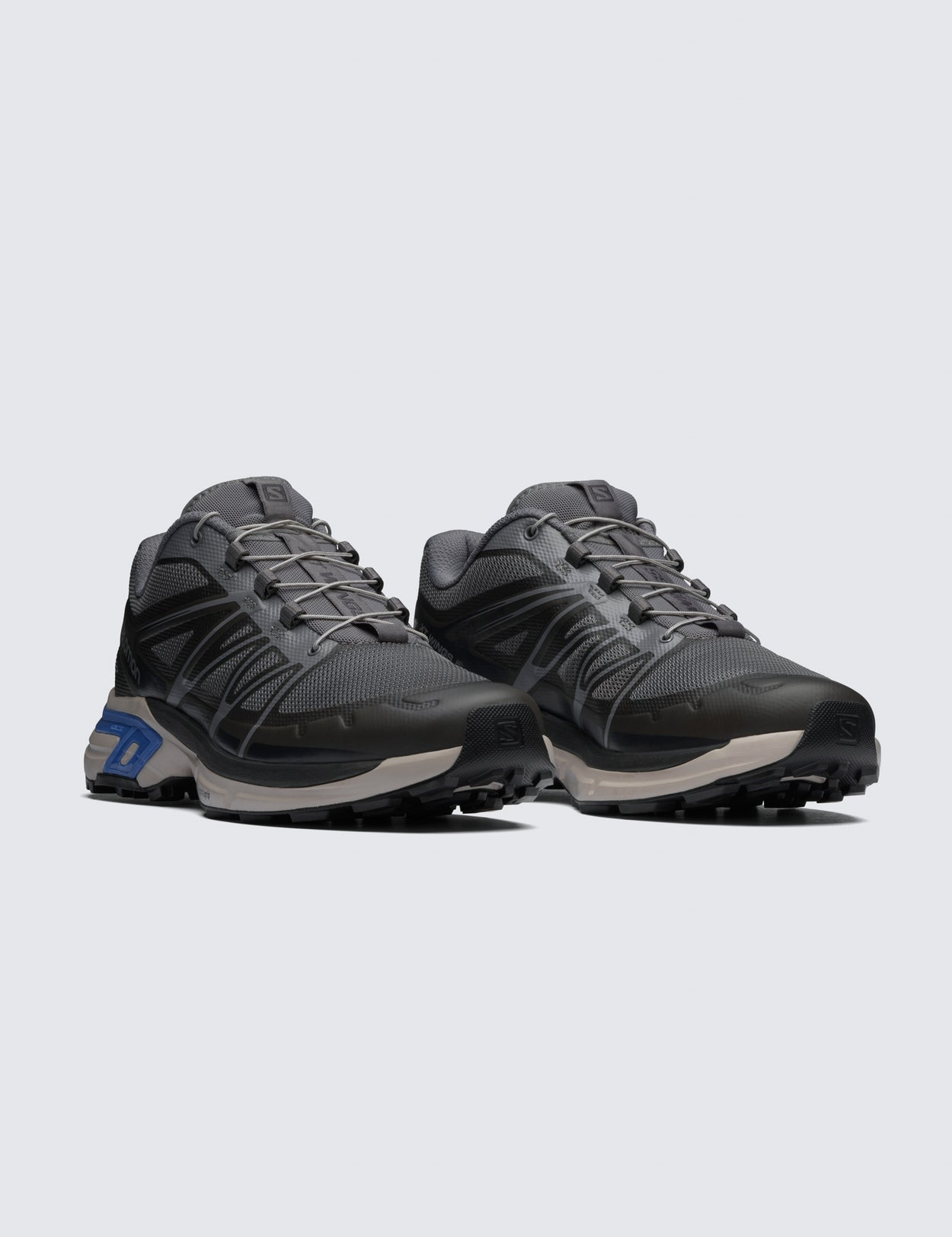 QUIET SHADE GREY XT-WINGS 2 ADVANCED SNEAKERS