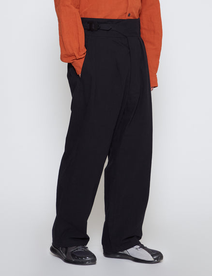 MAN-TLE BLACK JUNGLE PANTS