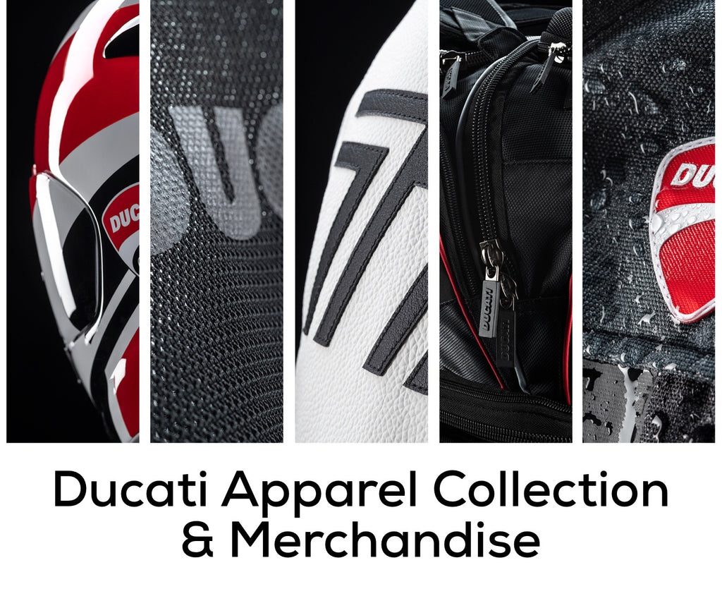 Ducati Apparel & Merchandise from North Coast V-Twins