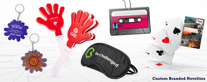 Brand Knew Promotional Products custom branded novelties