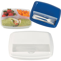 3 Section Lunchbox