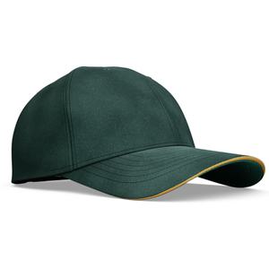 Baseball Cap with Sandwich Peak