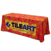 Brand Knew Trade Show Tablecloth