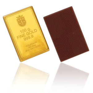 Chocolate Gold Bullion