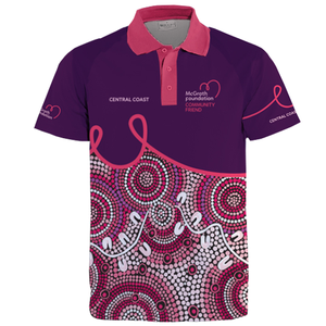Full Colour Custom Made Polo