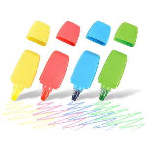 Extendable Wax Highlighters in Case