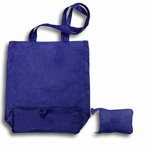 Foldable Calico Bag