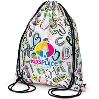 Full Colour Drawstring Bag