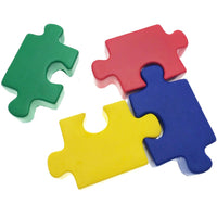 Jigsaw Puzzle Stress Shapes