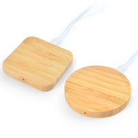 Bamboo Wireless Chargers